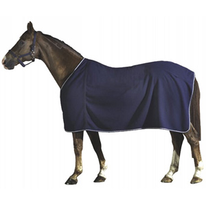Extra deep fleece rug