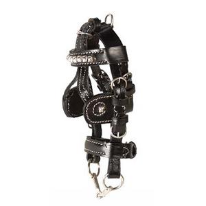 Mini driving bridle key ring