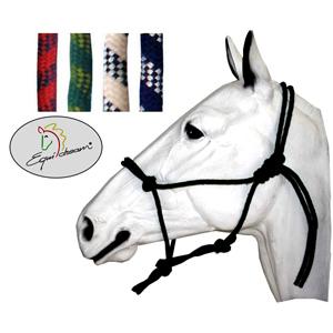 Geknotetes Strickhalfter EQUIDREAM - Pony - BOR/DB
