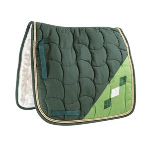 Bicoloured saddle pad - Kufstein