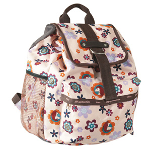 Backbag with motive