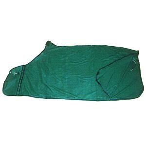 Fleecedecke Multieinfaß - grün - 115cm