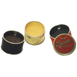 Ledercreme in Metalldose 150 ml