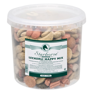 LECKERLI HAPPY MIX 2500