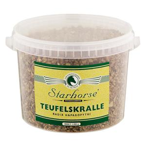 TEUFELSKRALLE - gemahlen/geröstet