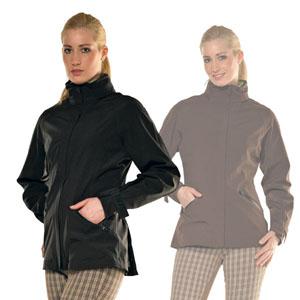 Mid-Season Softshell Jacket With Fleece Lining - Black