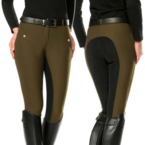 Full Seat Breeches With Side Pockets Sina - 38