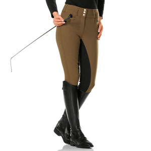 Full Seat Breeches Susi, High Waisted
