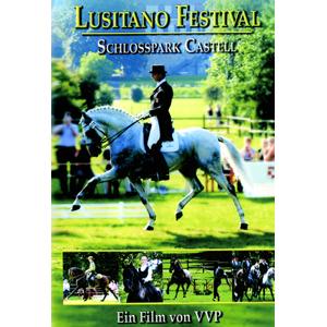 Lusitano Festival - Schlosspark Castell