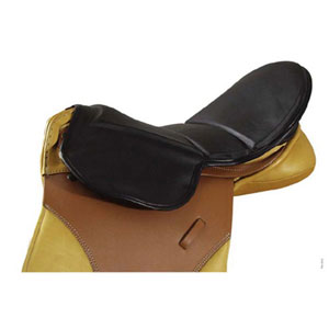 Gel saddle seat pad