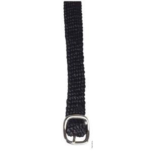 Spur straps, plaited nylon