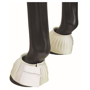Bell Boots, velcro fastening