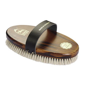 Body brush exclusive, natural hair