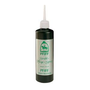 Hof and frog spray